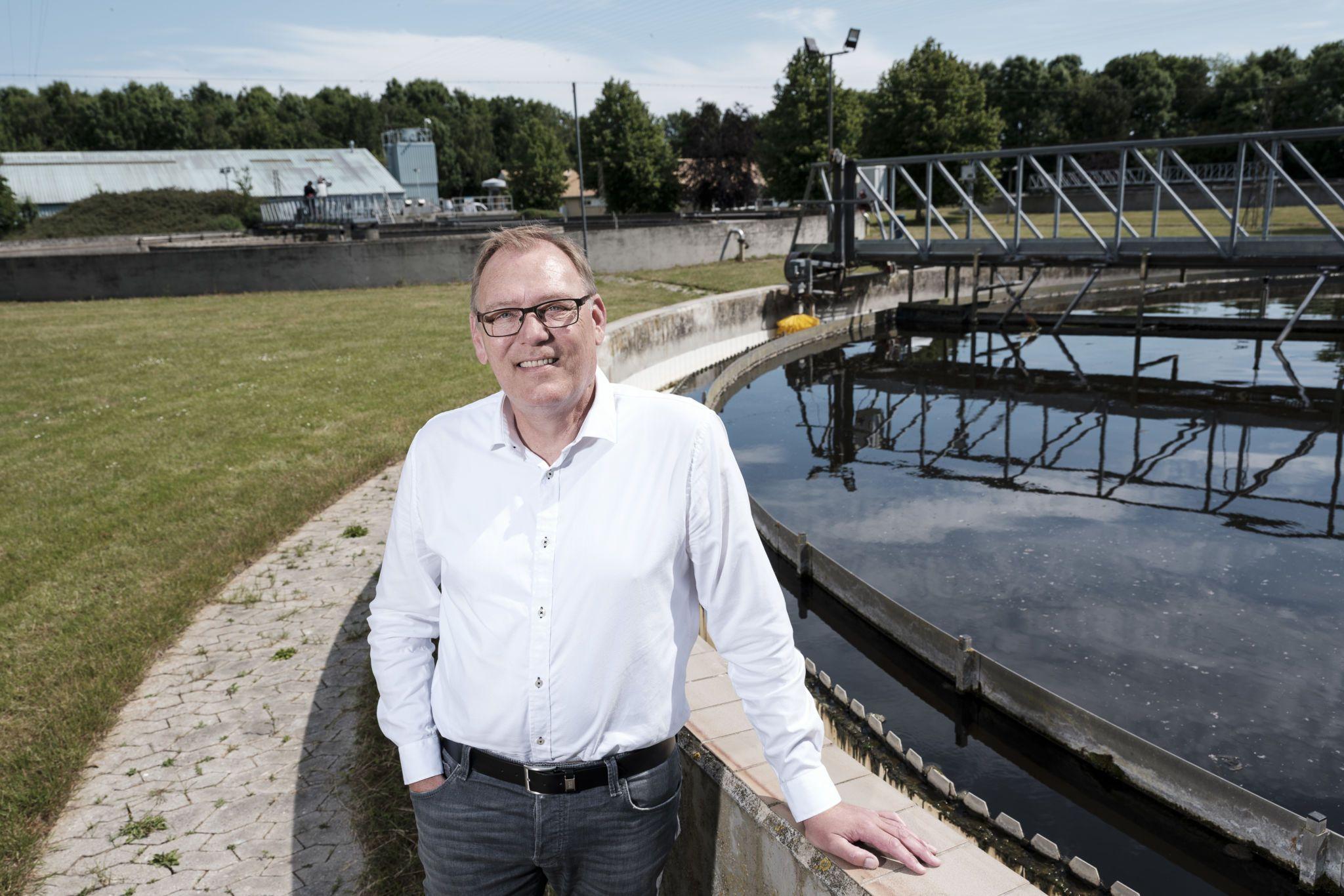 Projektchef Jesper Schmidt